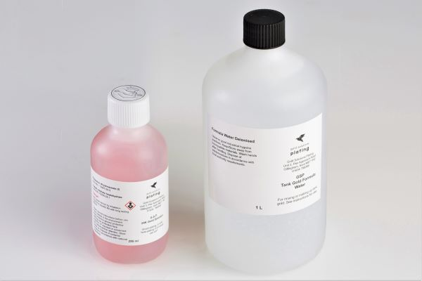 G.S.P Tank Gold Plating Solution