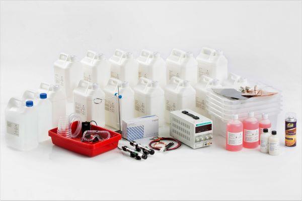 G.S.P Prodigy 10.0 Electroforming / Electroplating Kit