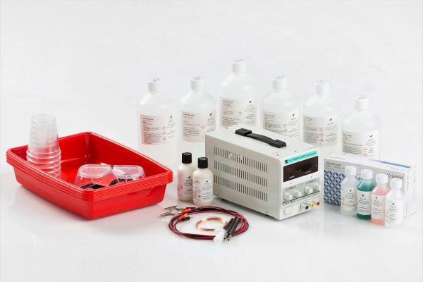 G.S.P Recruit BR1 Brush Plating / Electroplating Kit