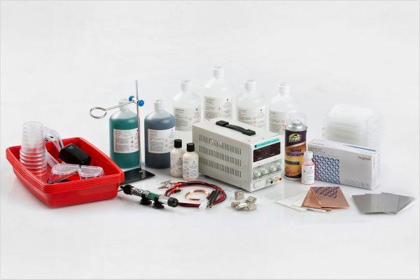G.S.P Recruit BR2 Brush Plating / Electroplating / Electroforming Kit